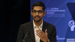 Hackers break into Google CEO Sundar Pichai